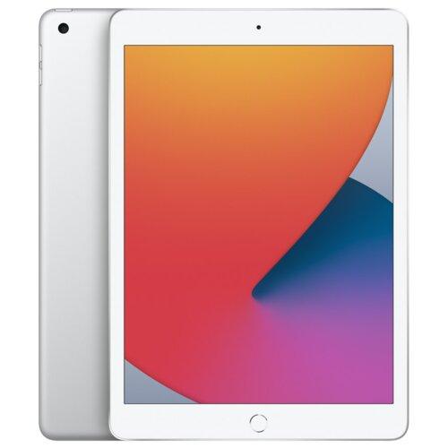 """Tablet APPLE iPad 10.2"""" 8 gen. 32 GB Wi-Fi Srebrny"""