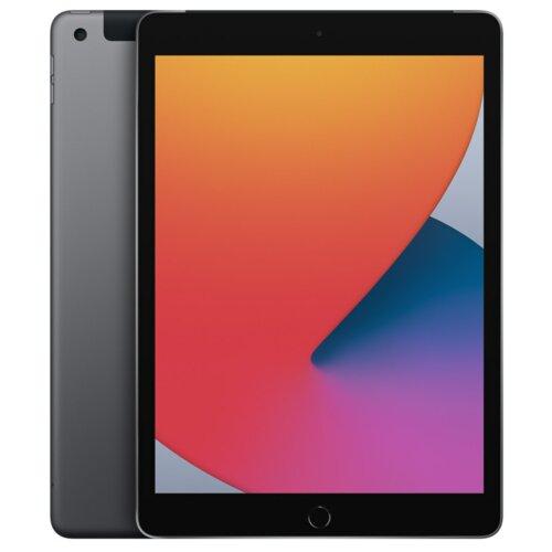 """Tablet APPLE iPad 10.2"""" 8 gen. 32 GB LTE Wi-Fi Gwiezdna szarość"""