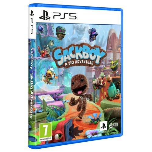Sackboy: A Big Adventure Gra PS5