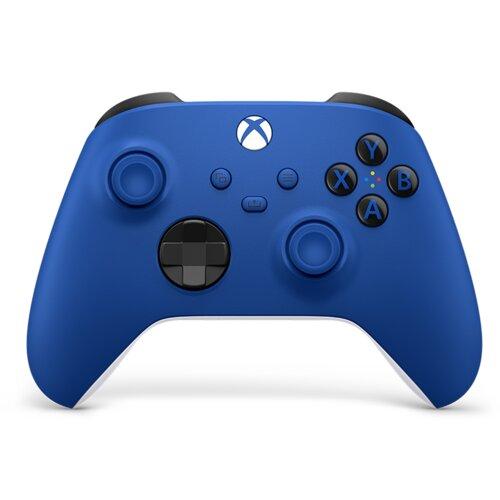 Kontroler MICROSOFT Xbox Series X Niebieski