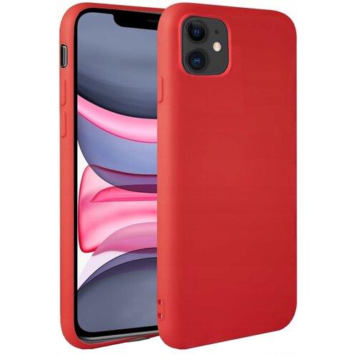 Etui TECH-PROTECT AirCon do Apple iPhone 11 Czerwony