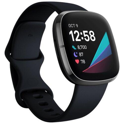 Smartwatch FITBIT Sense Czarny