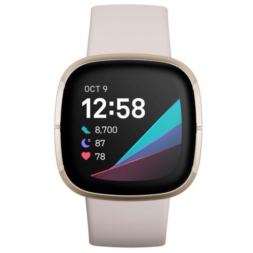 Smartwatch FITBIT Sense Beżowy