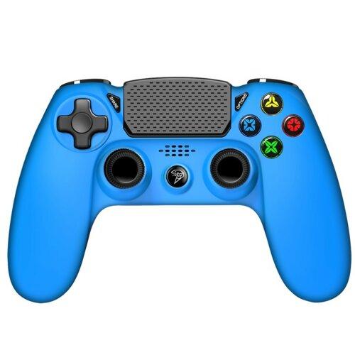 Kontroler COBRA QSP403 PS4 Niebieski