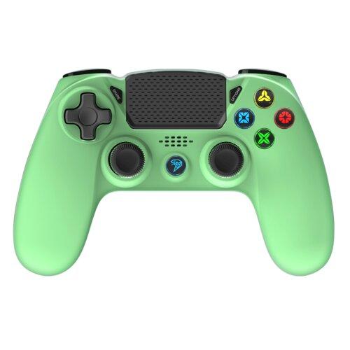 Kontroler COBRA QSP406 PS4 Zielony
