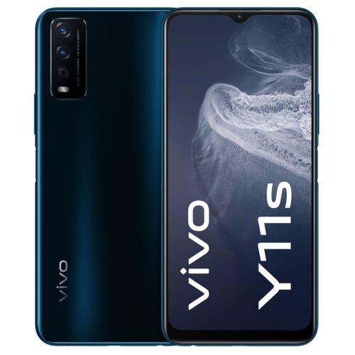 "Smartfon vivo Y11S 3/32GB 6.51"" Czarny 5656310"