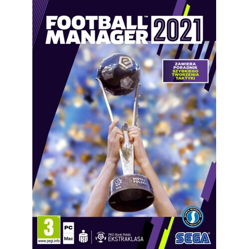 Football Manager 2021 Gra PC