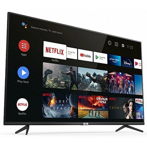 "Telewizor TCL 43P615 43"" LED 4K Android TV"