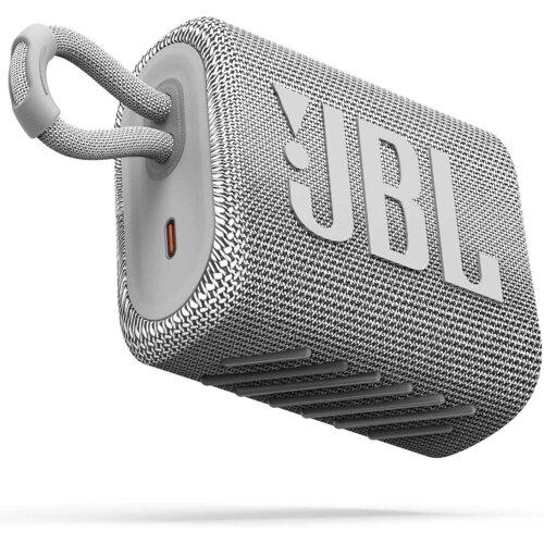 Głośnik mobilny JBL Go3 Biały