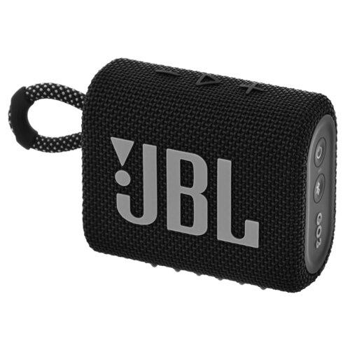 Głośnik mobilny JBL Go3 Czarny