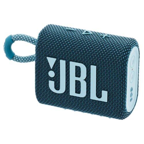 Głośnik mobilny JBL Go3 Niebieski