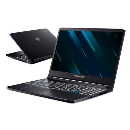 """Laptop ACER Predator Triton 300 PT315-52 15.6"""" IPS 144Hz i7-10750H 16GB SSD 512GB GeForce 2070"""