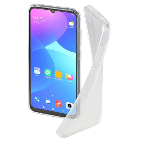 Etui HAMA Crystal Clear do Xiaomi Mi 10 Lite Przezroczysty