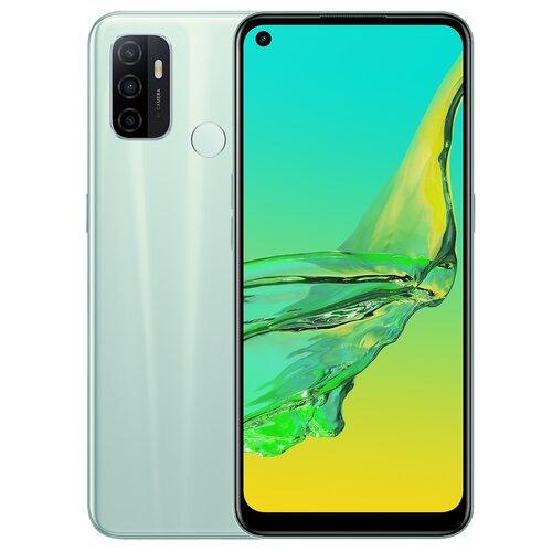 "Smartfon OPPO A53 4/128GB 6.5"" 90Hz Miętowy CPH2127"