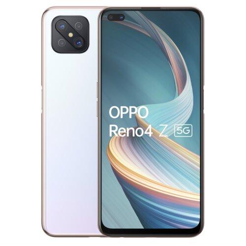 "Smartfon OPPO Reno 4Z 8/128GB 5G 6.57"" 120Hz Biały CPH2065"
