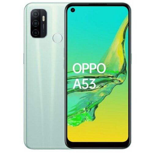 "Smartfon OPPO A53 4/64GB 6.5"" 90Hz Zielony CPH2127"