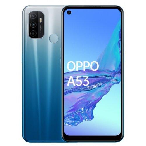 "Smartfon OPPO A53 4/64GB 6.5"" 90Hz Niebieski CPH2127"