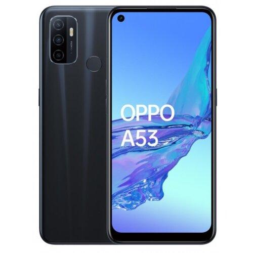"Smartfon OPPO A53 4/64GB 6.5"" 90Hz Czarny CPH2127"