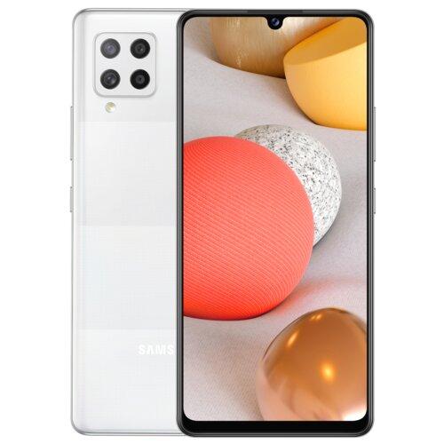 """Smartfon SAMSUNG Galaxy A42 4/128GB 5G 6.6"""" Biały SM-A426"""
