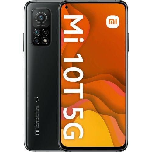 """Smartfon XIAOMI Mi 10T 6/128GB 5G 6.67"""" 144Hz Czarny 30109"""
