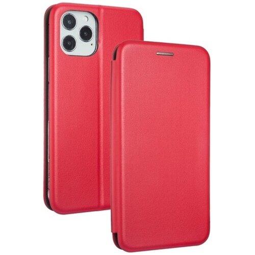 Etui BOOK MAGNETIC do Apple iPhone 12/12 Pro Czerwony