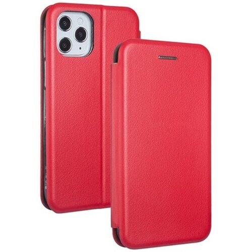 Etui BOOK MAGNETIC do Apple iPhone 12 mini Czerwony
