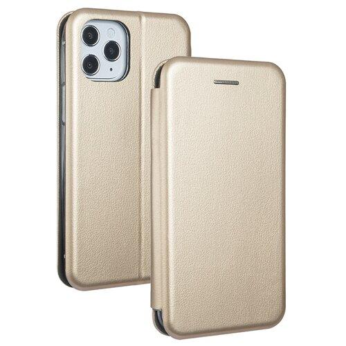 Etui BOOK MAGNETIC do Apple iPhone 12 mini Złoty