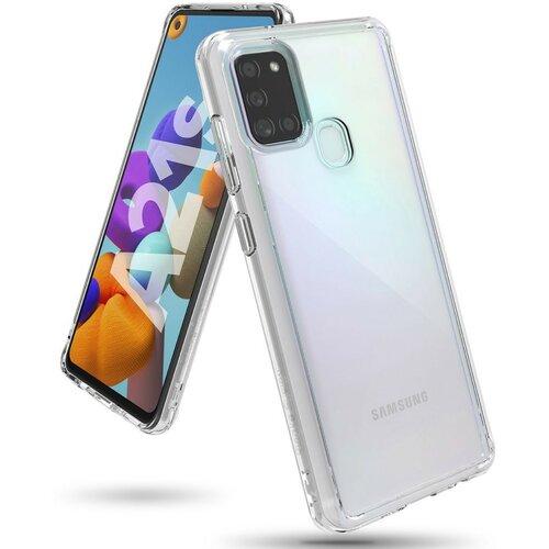 Etui RINGKE Fusion do Samsung Galaxy A21s Przezroczysty