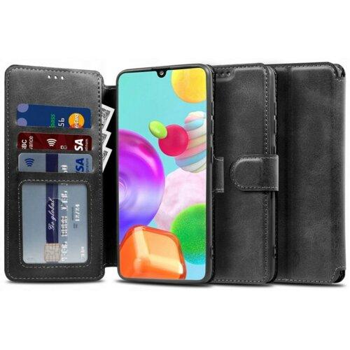 Etui TECH-PROTECT Wallet do Samsung Galaxy A21s Czarny