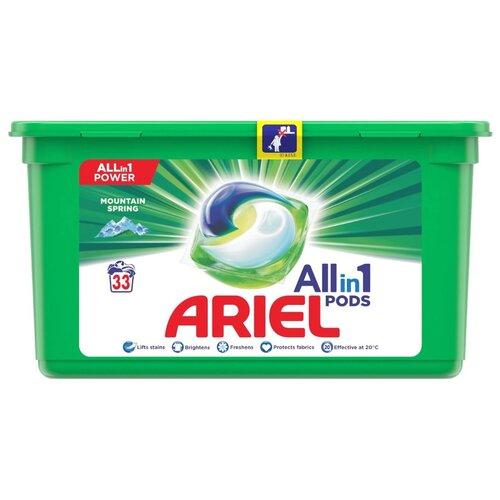 Kapsułki do prania ARIEL All in 1 Pods Mountain Spring 33 szt.