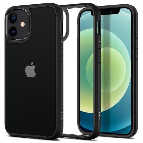 Etui SPIGEN Ultra Hybrid do Apple iPhone 12 mini Czarny