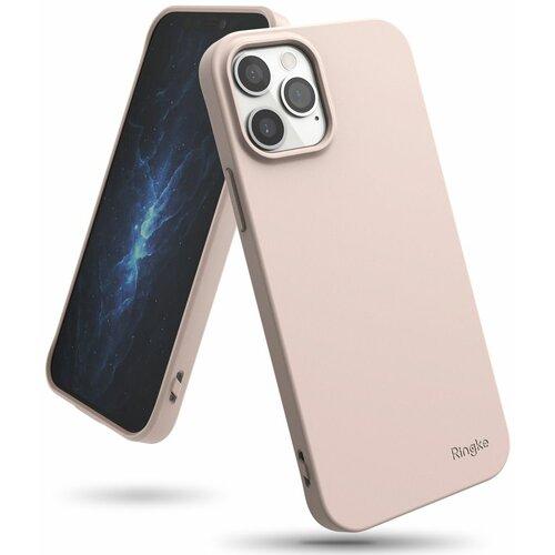 Etui RINGKE Air S do Apple iPhone 12/12 Pro Różowy