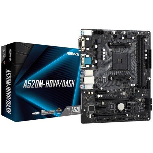 Płyta główna ASROCK A520M-HDVP/DASH