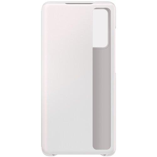 Etui SAMSUNG Clear View Cover do Galaxy S20 FE EF-ZG780CWEGEE Biały