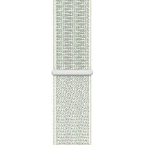 Pasek APPLE do Watch Nike (42/44mm) Delikatna zieleń