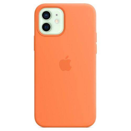 Etui APPLE Silicone Case do iPhone 12 mini Kumkwat