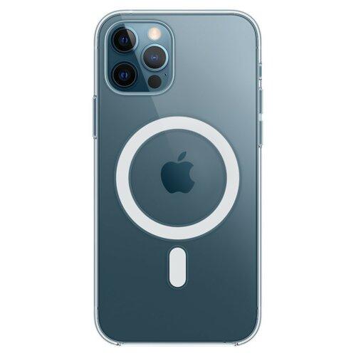 Etui APPLE Clear Case do iPhone 12 Pro Max Przezroczysty