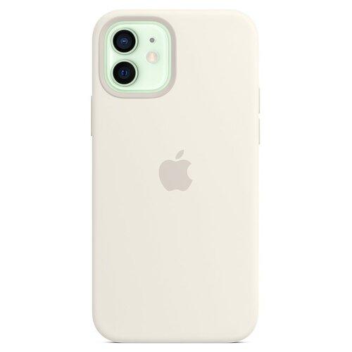 Etui APPLE Silicone Case do iPhone 12/12 Pro Biały