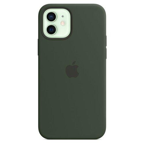 Etui APPLE Silicone Case do iPhone 12/12 Pro Cypryjska zieleń