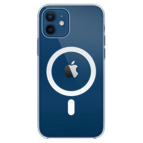Etui APPLE Clear Case do iPhone 12/12 Pro Przezroczysty