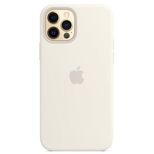 Etui APPLE Silicone Case do iPhone 12 Pro Max Biały