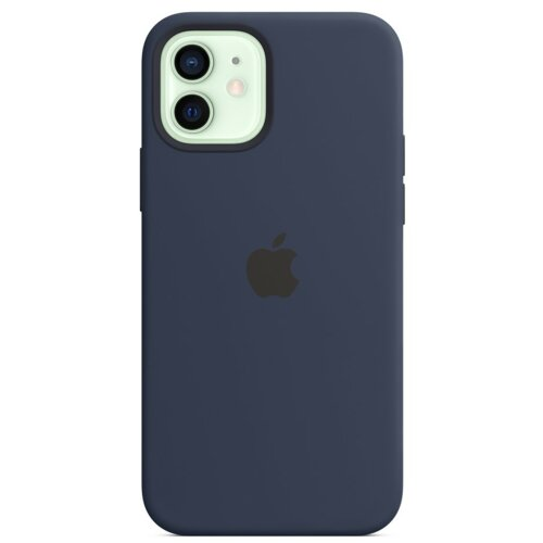 Etui APPLE Silicone Case do iPhone 12/12 Pro Głęboki granat