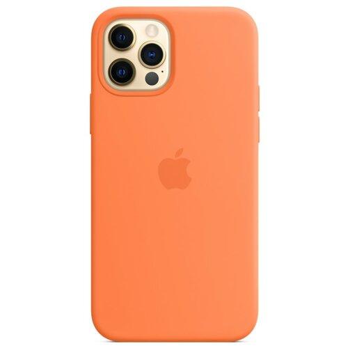 Etui APPLE Silicone Case do iPhone 12 Pro Max Kumkwat