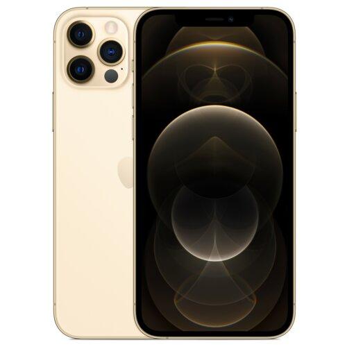 """Smartfon APPLE iPhone 12 Pro 128GB 5G 6.1"""" Złoty MGMM3PM/A"""