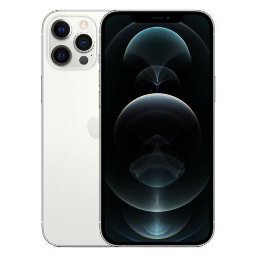"""Smartfon APPLE iPhone 12 Pro Max 256GB 5G 6.7"""" Srebrny MGDD3PM/A"""