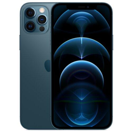 "Smartfon APPLE iPhone 12 Pro 512GB 5G 6.1"" Pacyficzny MGMX3PM/A"
