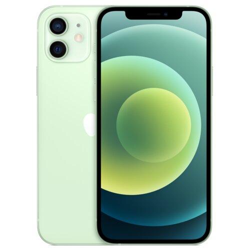 "Smartfon APPLE iPhone 12 mini 64GB 5G 5.4"" Zielony MGE23PM/A"