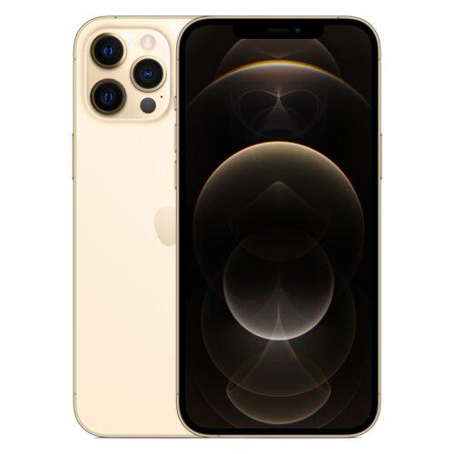 """Smartfon APPLE iPhone 12 Pro Max 512GB 5G 6.7"""" Złoty MGDK3PM/A"""