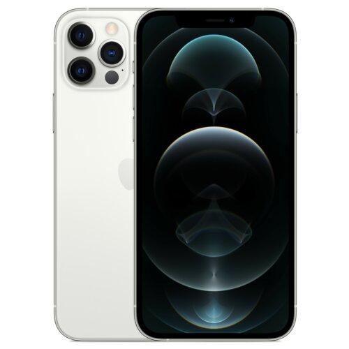 """Smartfon APPLE iPhone 12 Pro 256GB 5G 6.1"""" Srebrny MGMQ3PM/A"""