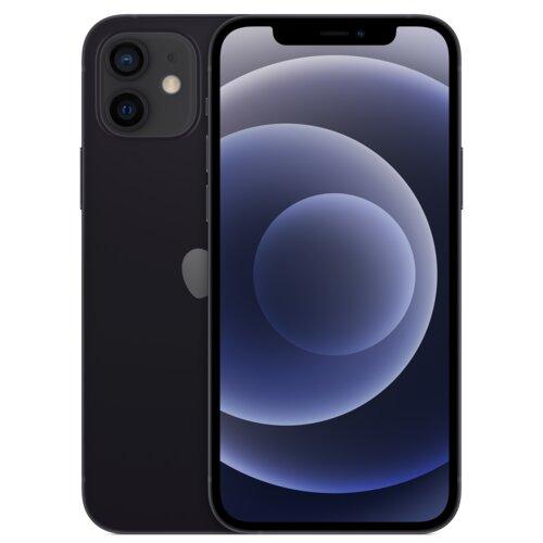 "Smartfon APPLE iPhone 12 64GB 5G 6.1"" Czarny MGJ53PM/A"